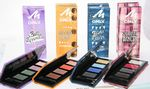24 x Manhattan Quad Eyeshadow Palette Kits | 4 Shades | Wholesale
